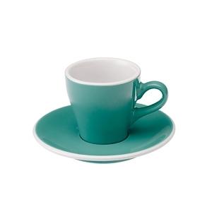 Loveramics Pro-Tulip濃縮咖啡杯盤組-共6色藍綠