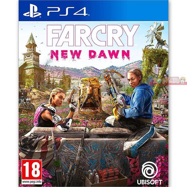 PS4 極地戰嚎 破曉 -中文亞歐版- Far Cry New Dawn FarCry 極地戰壕