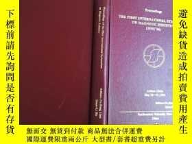 二手書博民逛書店Proceedings罕見of the Fifth Intern