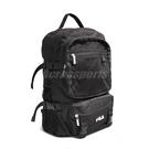Fila 後背包 Workwear Backpack 黑 男女款 工裝風格 大容量 運動休閒【ACS】 BPU9001BK