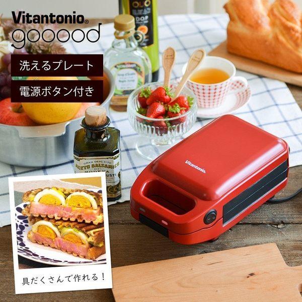 日本Vitantonio/多功能熱壓土司機 VHS-10