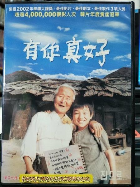 挖寶二手片-P01-353-正版DVD-韓片【有你真好】-感人落淚韓片(直購價)