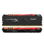 Kingston 金士頓 HyperX FURY DDR4-3200MHz 8GBx2 記憶體 16GB kit HX432C16FB3AK2/16