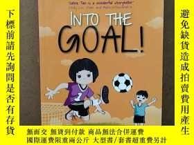 二手書博民逛書店INTO罕見THE GOALY269331 CALINE TAN Bubbly Books ISBN:9789