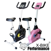 【X-BIKE 晨昌】立式磁控健身車_小綿羊/可放平板手機 台灣精品60200黑