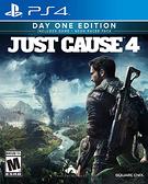 PS4 正當防衛 4(美版代購)
