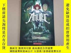 二手書博民逛書店AMULET:THE罕見LAST COUNCIL 護身符.第四冊
