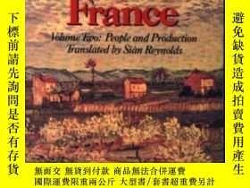 二手書博民逛書店Identity罕見Of FranceY364682 Fernand Braudel Perennial 出