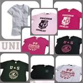 UNICORN網上購物美國棉T恤優惠:600元/2件