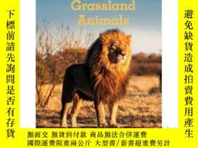 二手書博民逛書店Big罕見Grassland AnimalsY346464 Ka