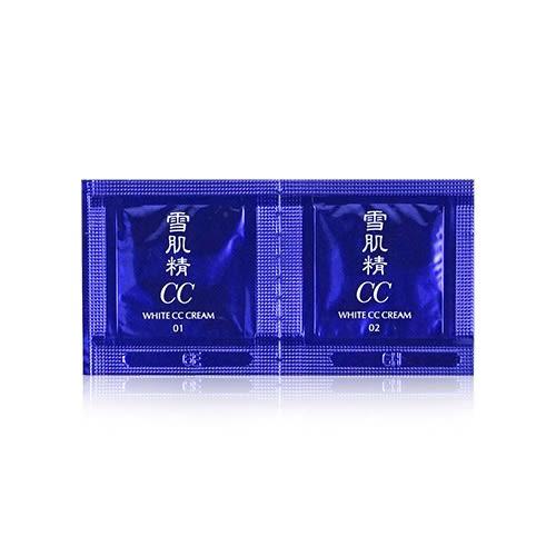 KOSE 高絲 雪肌精 透亮煥白CC霜 (0.5mlx2入) 小樣 體驗包【新高橋藥妝】