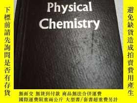 二手書博民逛書店(英文版)罕見PHYSICAL CHEMISTRY 物理化學Y2