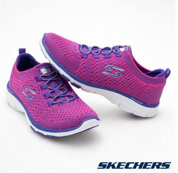 【Skechers 促銷7折】SKECHERS (女) 運動鞋 Galaxies - 22882PKPR