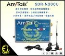 ES數位 AnyTalk N300U 軟體定義無線電接收器 SDR接收器 SDR-N300U HDSDR 贈吸盤天線