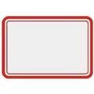 《享亮商城》1011 方型紅框 50*75mm  鶴屋