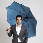 男士雨傘長柄超大自動傘雙人三人女晴雨兩用雙層防風【叢林之家】