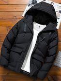 男士冬季棉衣2018新款加厚面包服短款潮羽絨棉服帥氣棉襖外套學生