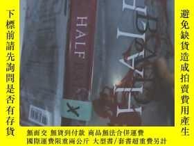 二手書博民逛書店實物拍照;SALLY罕見GREEN HALF BADY27656
