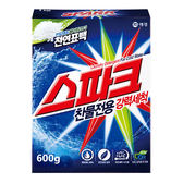 【韓國AK】 SPARK抗菌洗衣粉(冷水強效)600g