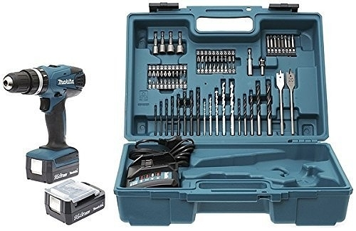 牧田 makita HP331DSYX1 送74件組 12V 充電 震動電鑽 一機三用