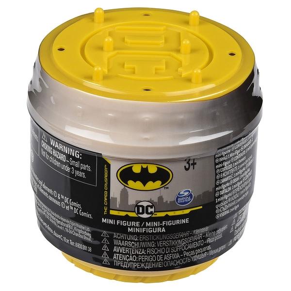 《 DC Universe 》Batman-2吋蝙蝠俠經典收藏人偶(隨機出貨) / JOYBUS玩具百貨
