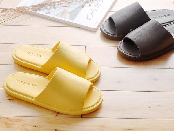 防臭浴室拖鞋靜音辦公室軟底情侶居家用男拖鞋女夏季室內防滑洗澡