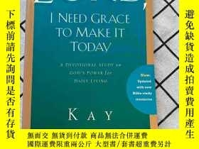 二手書博民逛書店Lord,I罕見need grace to make it todayY397962 Kay Arthur W