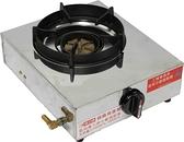 桶裝 輝力快速加壓鍋燒(海產)瓦斯爐 (中壓液化)傳統式全不鏽鋼單口爐