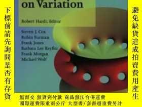 二手書博民逛書店Six罕見Themes On Variation (student Mathematical Library Se