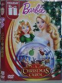 影音專賣店-B24-082-正版DVD【芭比之聖誕歡歌】-卡通動畫-國英語發音
