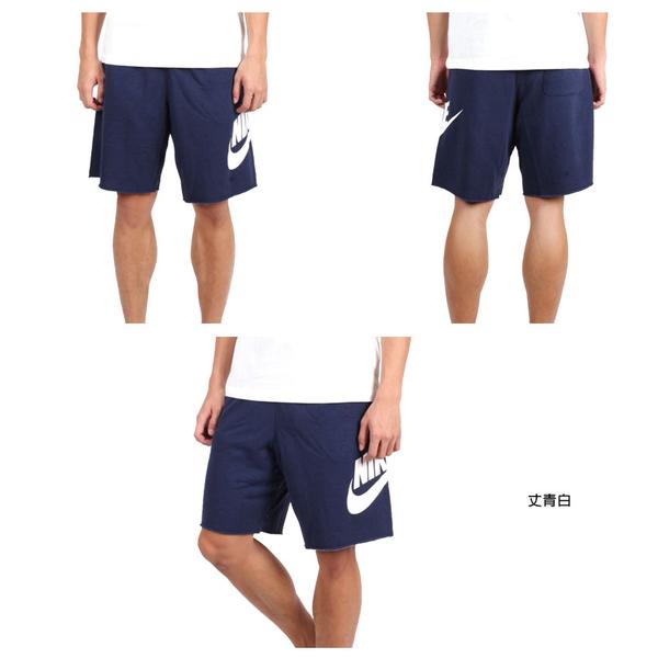NIKE 男休閒針織短褲(慢跑≡體院≡