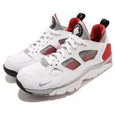 【五折 】Nike 武士鞋Air Trainer Huarache Low 白灰紅 鞋男鞋