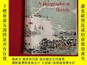 二手書博民逛書店CHINA--A罕見Geographical Sketch 1974《中國地理知識》1974年(英文版)Y60