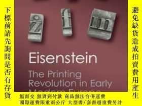 二手書博民逛書店The罕見Printing Revolution In Early Modern EuropeY307751