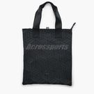 adidas 托特包 Shopper 3D 三宅一生 購物袋 黑 全黑 男女款 三葉草 基本款【ACS】 DY2969