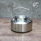 ADISI 原野不銹鋼茶壺 AC565018 | 304不銹鋼 城市綠洲 (戶外露營、聚會、不鏽鋼、導熱性佳)