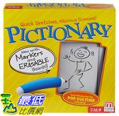 [106美國直購] 遊戲 Pictionary Game DKD47 B0145GMV7Y