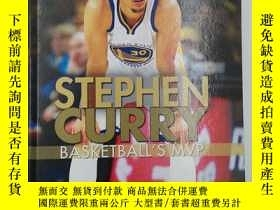 二手書博民逛書店Stephen罕見Curry: Basketball s MVP