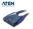 【鼎立資訊】ATEN 4埠USB KVM多電腦切換器 (HotKey切換) (廣)