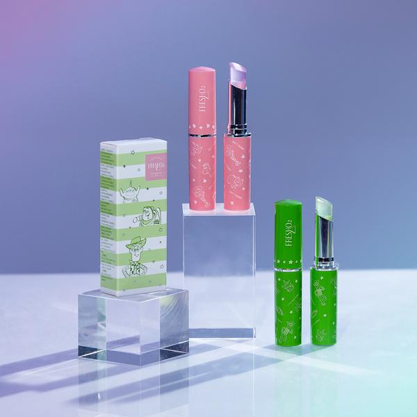 FreshO2-玩具總動員系列 晶透潤澤護唇膏組
