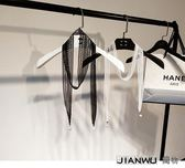 蕾絲小絲巾裝飾絲帶型圍巾日系百搭領巾女