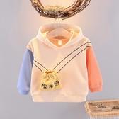 寶寶外套 嬰兒衣服衛衣外套秋裝新生兒春秋女寶寶女童兒童幼兒3上衣1歲秋款 小宅女