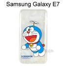 哆啦A夢透明軟殼 [竹蜻蜓] Samsung E700Y Galaxy E7 小叮噹【正版授權】