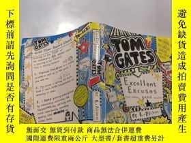 二手書博民逛書店tom罕見gates Excellent excuses: 湯姆·蓋茨很好的借口Y212829 不祥 不祥