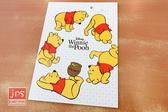 Disney 迪士尼 Pooh 小熊維尼 16K定頁筆記 DPNA-239