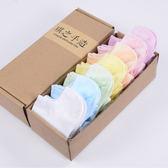 襪子禮盒 棉襪短襪子 淺口短筒隱形襪糖果色日系禮盒夏季船襪女【快速出貨好康八折】