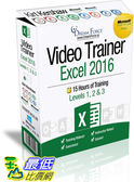 [7美國直購] 2018 amazon 亞馬遜暢銷軟體 Excel 2016 Training Videos – 15 Hours of Excel 2016 training