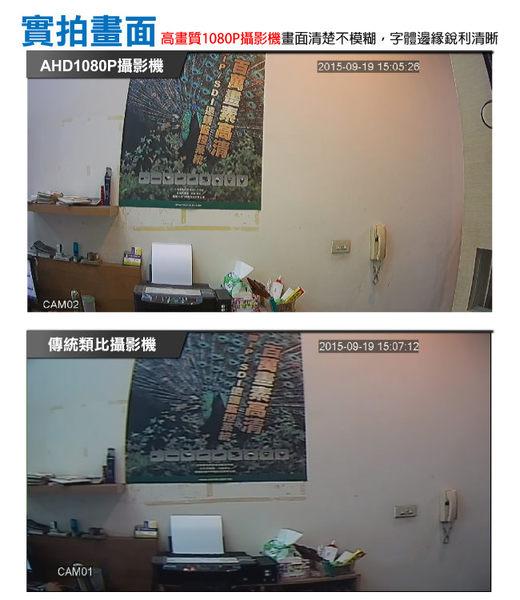 【CHICHIAU】8路AHD 1080P混搭型數位高畫質遠端監控錄影主機-DVR