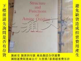 二手書博民逛書店Structure罕見and Functions of Amin