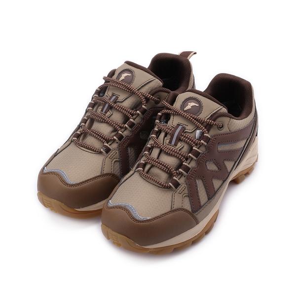 GOODYEAR OUTDOOR LIFE 高筒防水戶外鞋 棕 GAWO12401 女鞋
